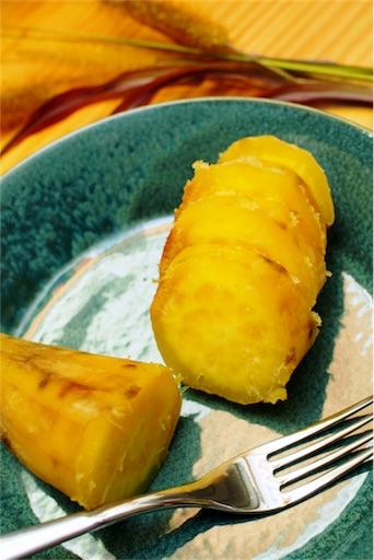 甘ーい焼き芋の作り方