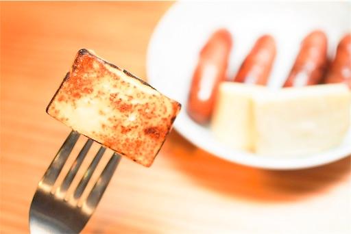 炙りベビーチーズ