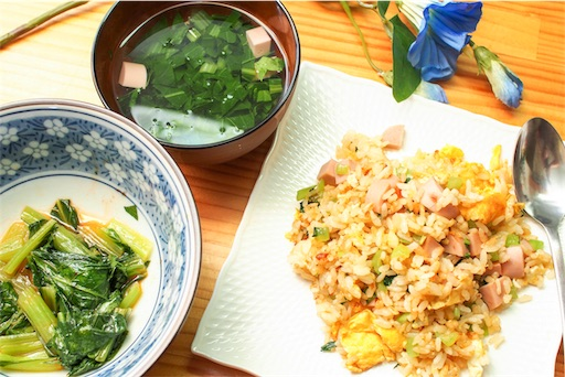 小松菜レシピ3選