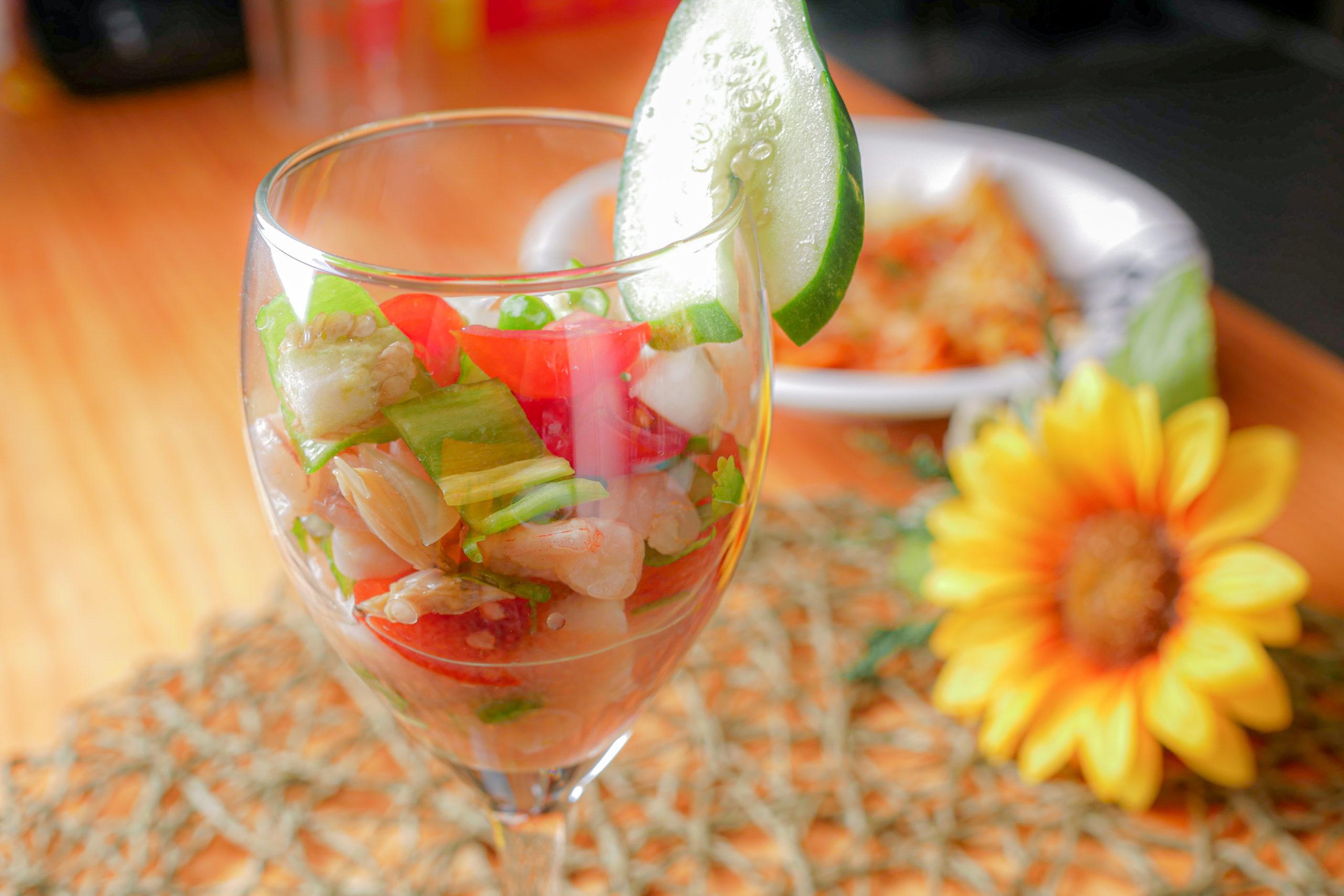 メキシコ料理セビーチェ